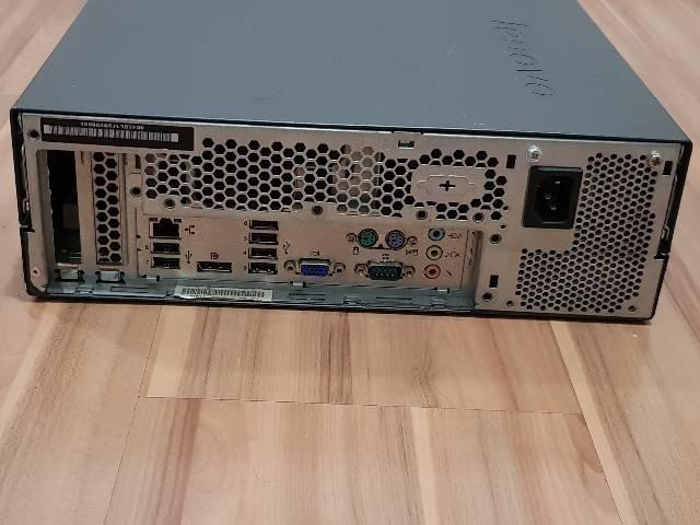 Computador i5 650 3.2 GHz 6bg ram HD160 Lenovo horizontal mesa - Foto 4