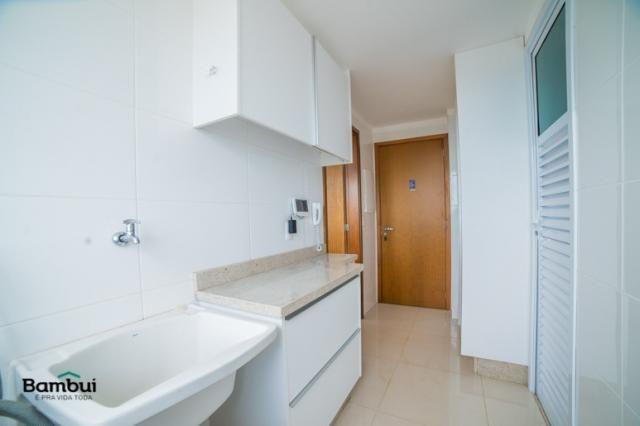 Apartamento à venda com 3 dormitórios em Setor oeste, Goiânia cod:60208392 - Foto 12