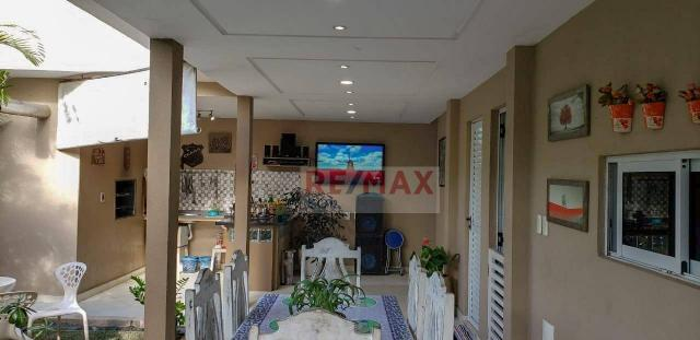 Casa 4 Quartos - Condomínio Porto Sol Residencial Clube-Catu de Abrantes - Camaçari/Bahia - Foto 7