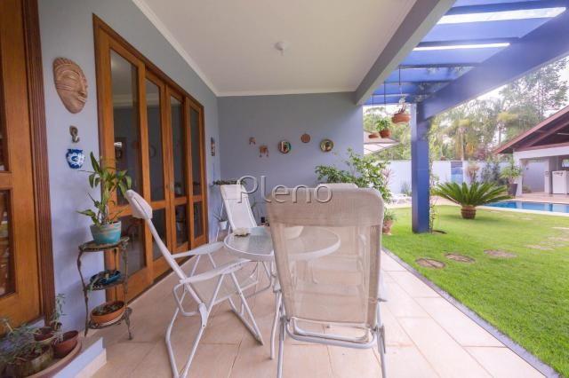 Casa à venda com 4 dormitórios em Dois córregos, Valinhos cod:CA020578 - Foto 15