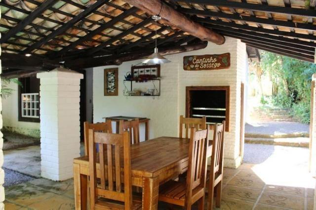 Sítio à venda com 4 dormitórios em Potuvera, Itapecerica da serra cod:6437 - Foto 8