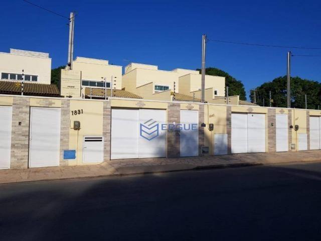 Casa com 3 dormitórios à venda, 132 m² por R$ 280.000,00 - Divineia - Aquiraz/CE