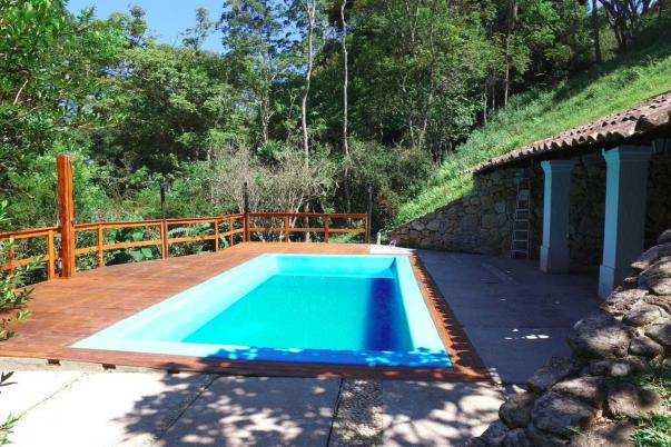 Sítio à venda com 4 dormitórios em Potuvera, Itapecerica da serra cod:6437 - Foto 2