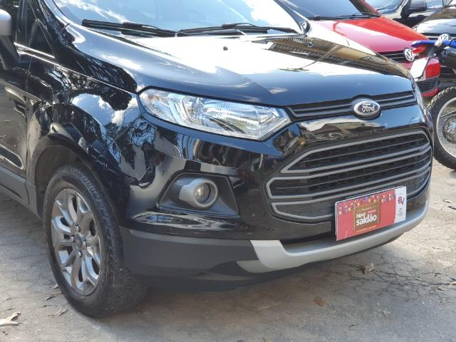 Ford Ecosport 1.6 Freestyle 2015 Nova Com 34 mil km rodados Ipva 2020 Pago - Foto 4