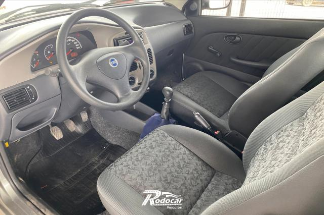 Fiat Palio 1.0 Fire Cinza (mais novo do Brasil) - Foto 4