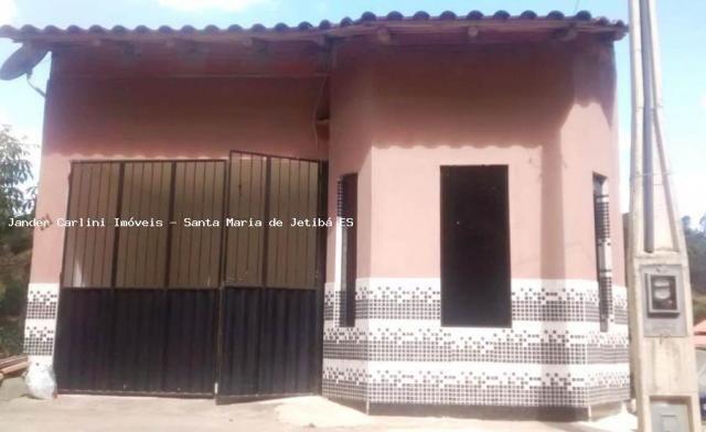 Casa para Venda em Santa Maria de Jetibá, Centro, 2 dormitórios, 1 suíte, 1 banheiro, 1 va