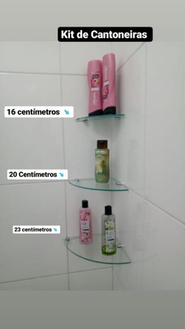 Kit para Banheiro 9 peças - Foto 2