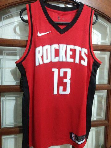Regata NBA Hoston Rockets!