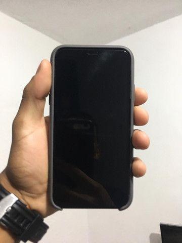 IPhone 11 64gb Preto Garantia 2021 - Foto 2