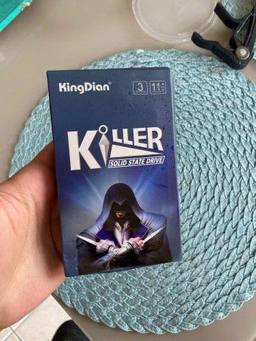 SSD 256GB KingDian LACRADO - Foto 6