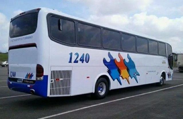 Ônibus Paradiso 1200 G6 Executivo Completo Mercedes Turismo - Foto 2