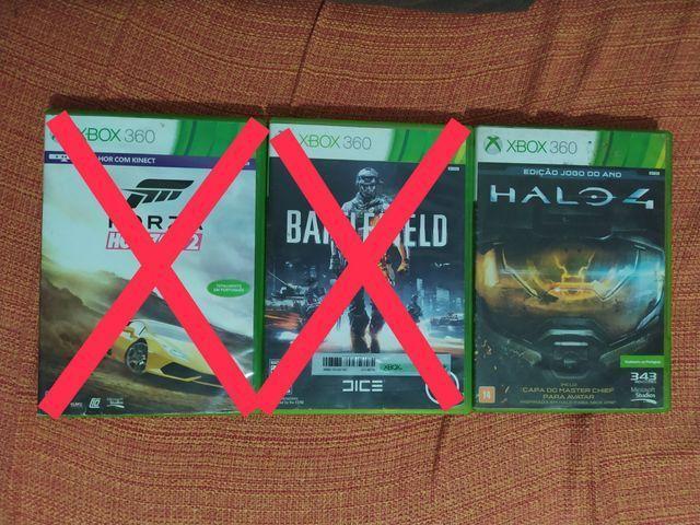 Jogos Xbox 360 (Ler Descrição)