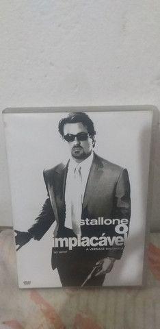 Dvd O Implacável - Stallone