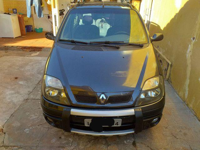Renault scenic 2006 Flex 1.6 16v