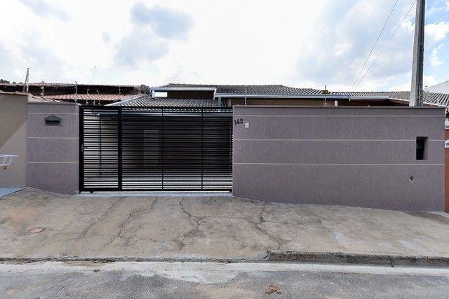 Vendo linda casa 3 dormitórios, suíte, em Jaguariúna, no Zambon