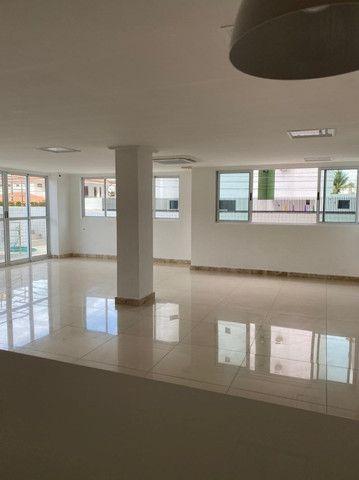 Apartamento alto padrão de 126m2 no Bessa prox a praia - Foto 8