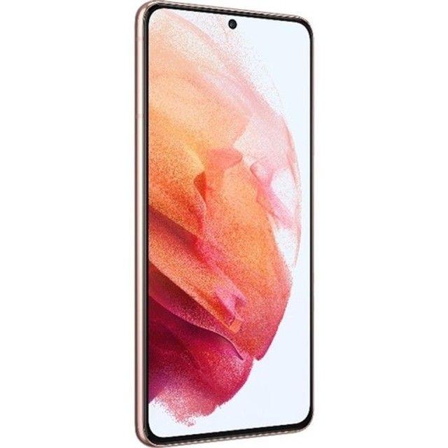 Smartphone Samsung Galaxy S21 128GB Rosê - Foto 3
