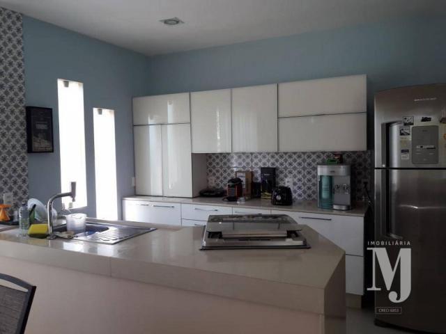 Casa com 6 dormitórios à venda, 245 m² por R$ 890.000,00 - Aldeia - Camaragibe/PE - Foto 12