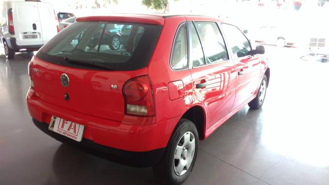 GOL 2008/2009 1.6 MI CITY 8V FLEX 4P MANUAL G.IV - Foto 2