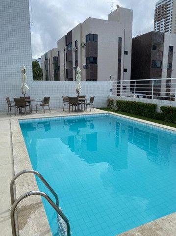 Apartamento alto padrão de 126m2 no Bessa prox a praia - Foto 2