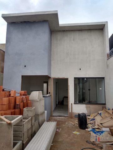 Casa em construção no Jardim Panamá - Foto 2