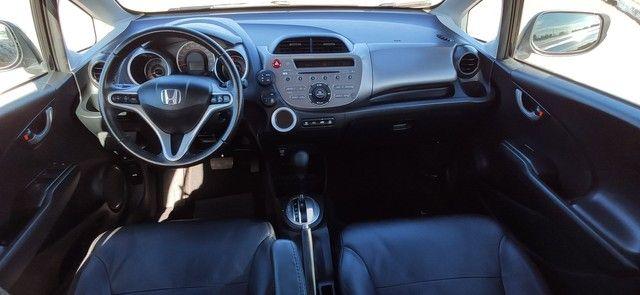 Honda Fit EX 1.5 Automático Top de Linha - Revisado  - Foto 11