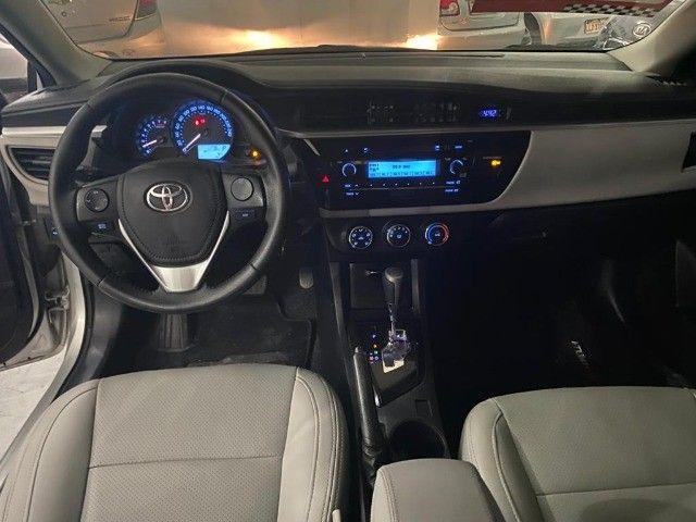 Corolão 2016 aut. GLI s/ GNV !!! 41 mil KM apenas , único dono - Foto 5
