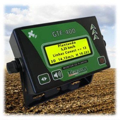 Palntio Eficaz Monitor de plantio GTF-400 - Foto 2
