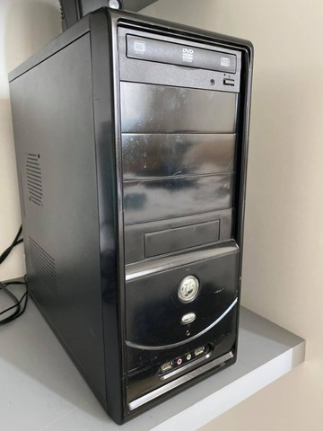Computador (Cpu + Monitor de Brinde) - Core 2 Duo - 2 GB - Foto 5