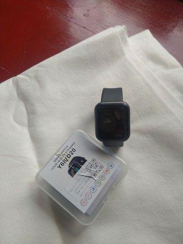 Relógio smartwatch D20/Y68 ideal para presentear neste dia das mães - Foto 5