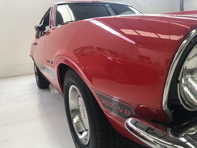 Maverick Super Luxo V8, GT Tribute, impecável, de coleção. - Foto 14