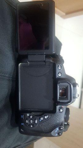 Câmera Canon T5i - Foto 5