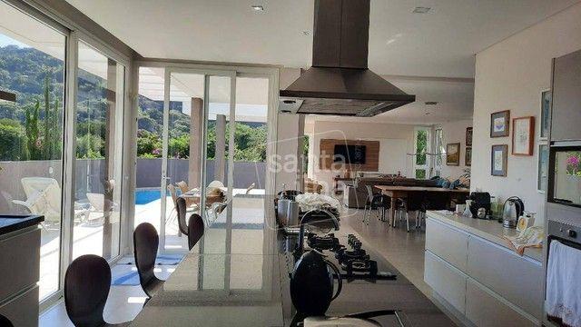 Casa com 5 dormitórios à venda, 521 m² - Lagoa da Conceição - Florianópolis/SC - Foto 16
