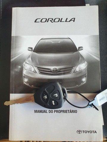 Corolla XEI flex Automático 2013 - Foto 12