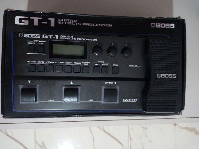 Pedaleira Boss GT1