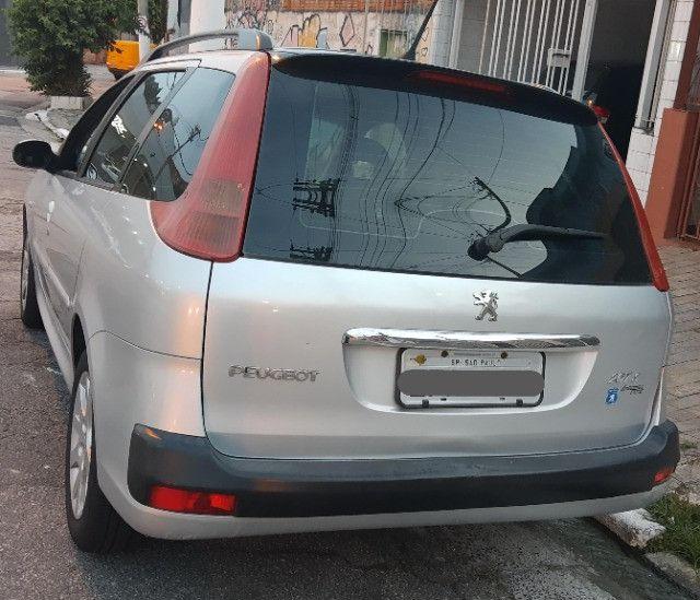Peugeot 207 SW Automático 2010 (IPVA 2021 pago) em perfeito estado - Foto 4