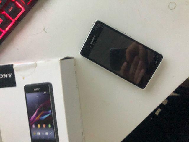 Celular Sony Xperia E1 (Troca de peças)