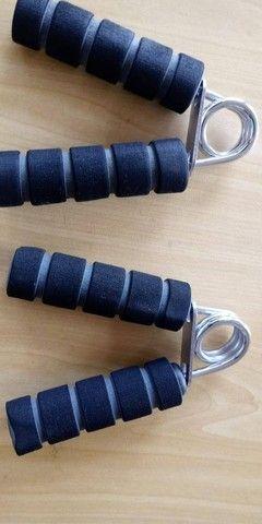Handgrip, aparelho para musculação, fisioterapia, exercício da mão,