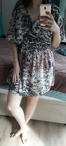 Vendo macacao e vestido novos  - Foto 5
