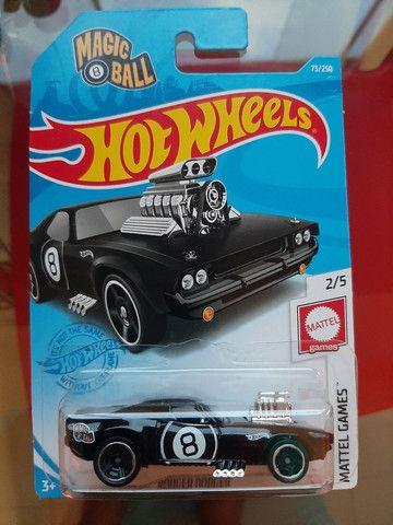Hot Wheels - Rodger Dodger