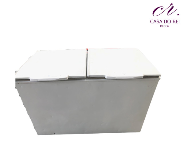 Freezer Electrolux 440litros horizontal 2 tp cegas 220v (1 disponível)