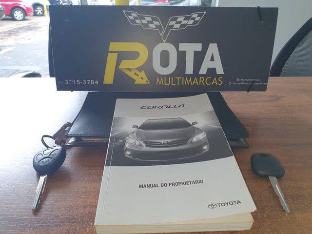 Corolla Altis 2.0 2012  - Foto 15