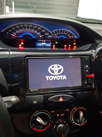 Toyota Etios X 1.3 completo / Multimidia Original / Pneus novos / Ipva Pago - 2016 - Foto 9