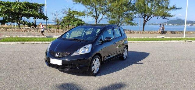 Honda Fit EX 1.5 Automático Top de Linha - Revisado  - Foto 7