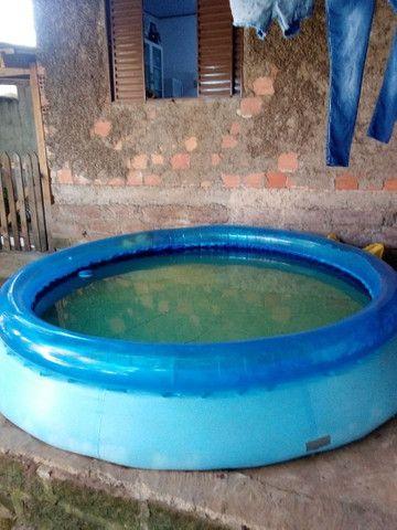 Piscina 4600 litros