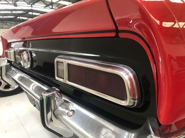 Maverick Super Luxo V8, GT Tribute, impecável, de coleção. - Foto 16