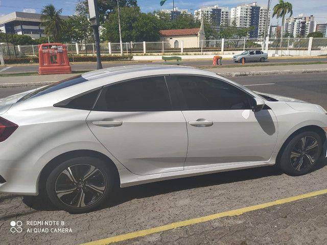 Honda civic EXL 17/17 - Foto 3