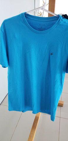Camiseta azul ellus