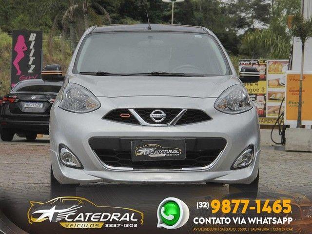 Nissan MARCH Rio2016 1.6 Flex Fuel 5p 2016 *Novíssimo* Aceito Troca - Foto 2