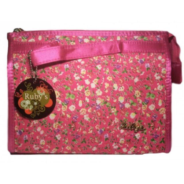 (WhatsApp) bolsa térmica necessaire ruby s pink florida